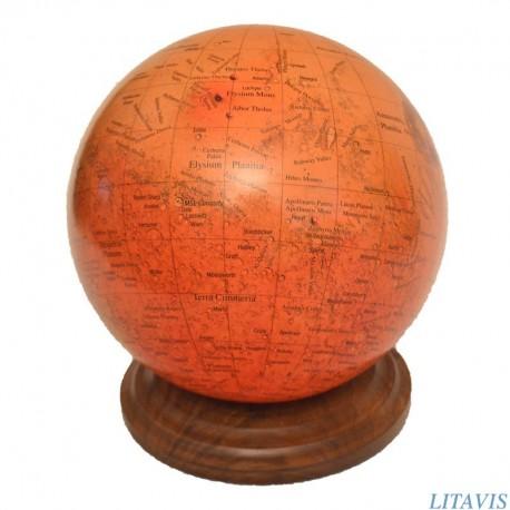 Globe de Mars