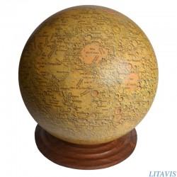 Globe lunaire D25,5