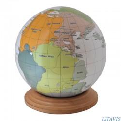 Globe de la Pangée, Pangea