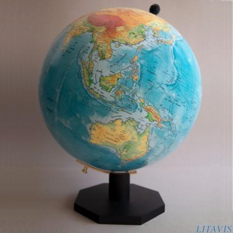 Globe de bureau Litavis S-35 style ancien sur pied incliné