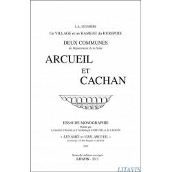 Arcueil et Cachan, un hameau du Hurepoix