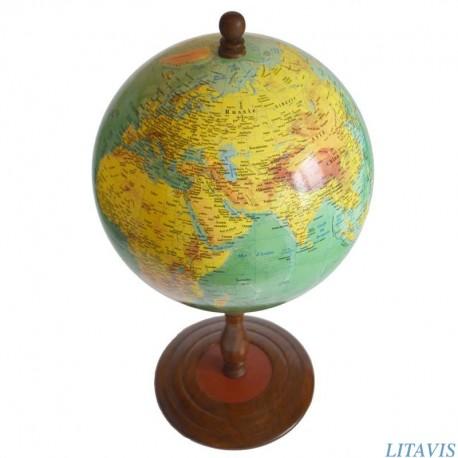 Globe S-50 vert d'eau