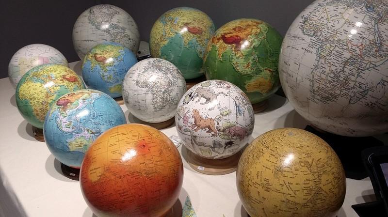 Les globes Litavis au Carousel du Louvre 2018
